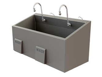 Es47 Series Economy Scrub Sink