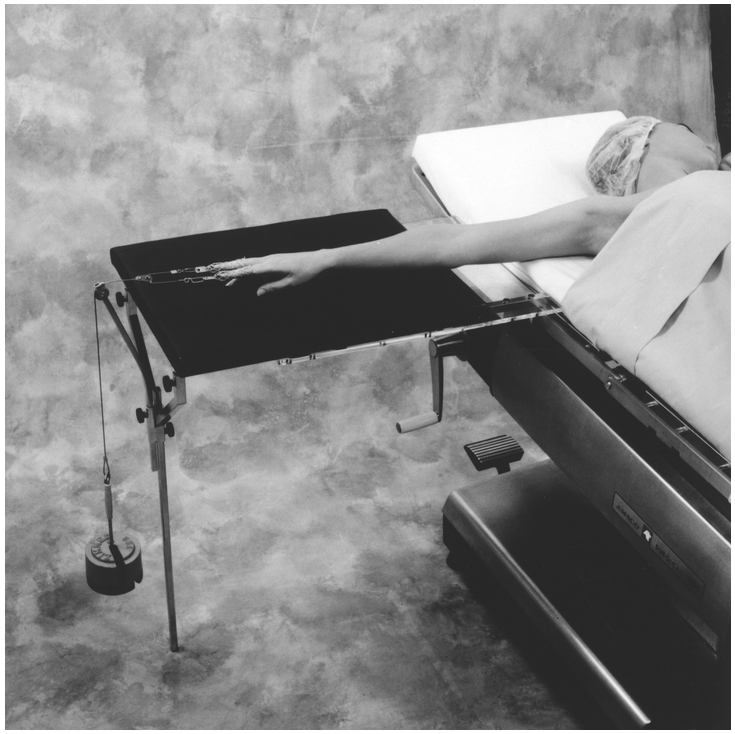 Buy Traction System For Surgical Hand Tables | Instrument Specialists Inc.