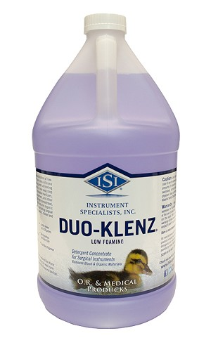 Duo-Klenz  Detergent Concentrate and Non-Silicone Lubricant (1 gal)
