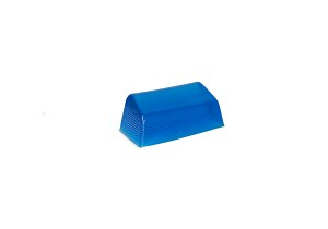 "Sloped Gel Chest Roll, 12"" long"