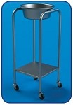 1001-8.5 Series (Single Basin) Solution Stand