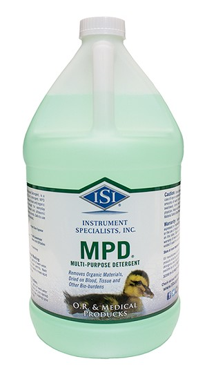 MPD Multi Purpose Concentrated Detergent  (1 Gal)