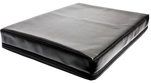 Black Carter Table Pad Large Thick - Thick table pad