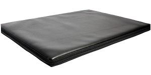 "Black Carter Table Pad 1"" Thick"