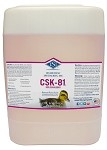 CSK-81  Rust & Stain Remover for Surgical Instruments (5 gal keg)