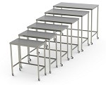Nested Tables Set of 6